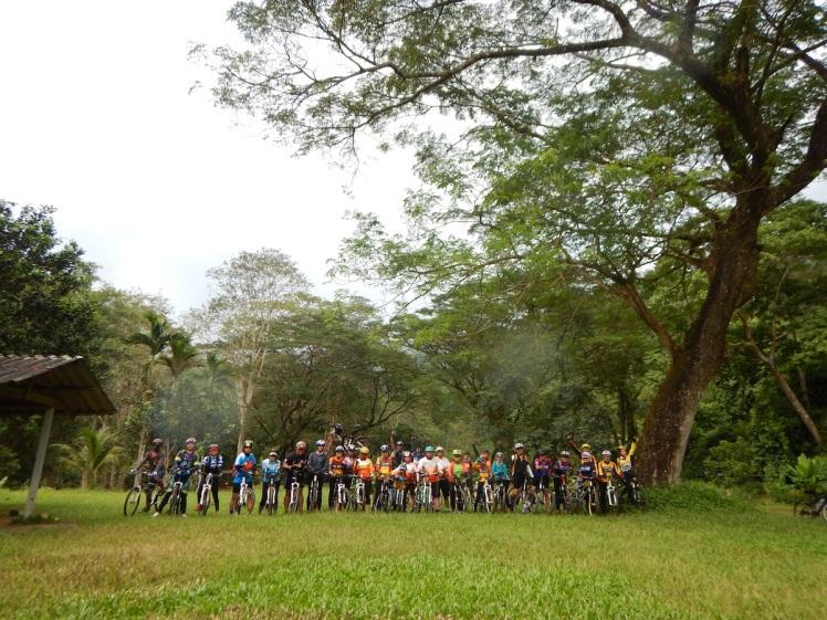สุขใจไปปั่นป่า 3 คลองมะเดื่อ