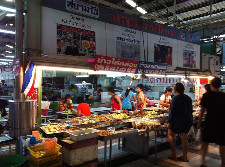 อิ่มอร่อยมื้อเช้าที่ร้านอาหารในตลาดนับเบอร์วัน รามฯ 2
